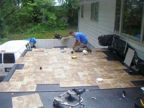 piastrelle terrazzo esterno piastrelle per esterni pavimenti per esterni scegliere