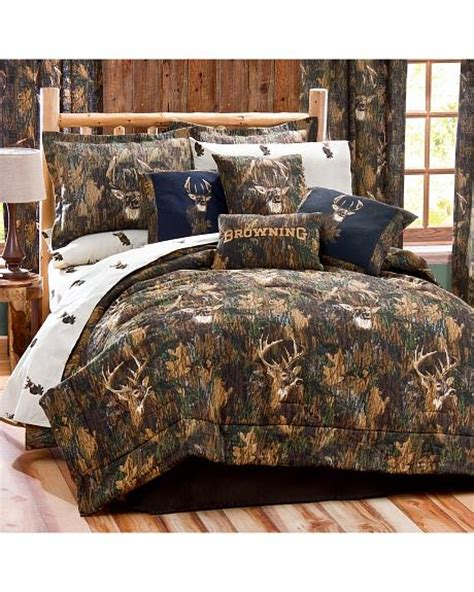 camo comforter set full browning deer camo full comforter set sheplers