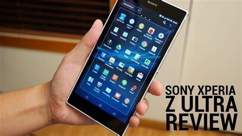 Shining Chrome Sony Xperia Z1 Big sony xperia z ultra review