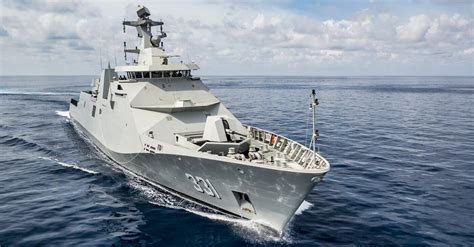 Pkr Sigma damen delivers sigma 10514 pkr frigate to