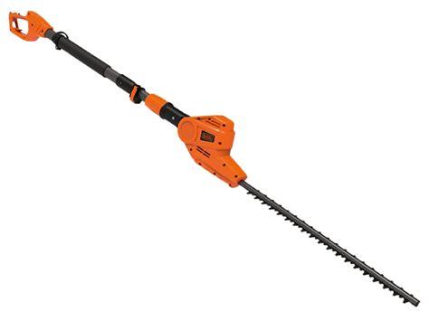 black decker uk black decker ph5551 240v pole hedge trimmer 550 watt