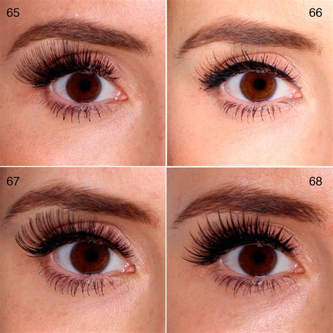 the best lashes the best false eyelashes for every type of look