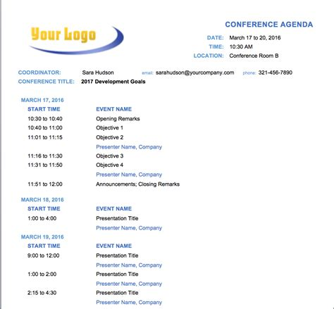 meeting minutes template project management templates