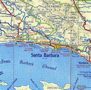 maps of santa barbara