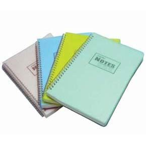 Buku Notes Spiral supplier stationery alat tulis kantor writing book block note