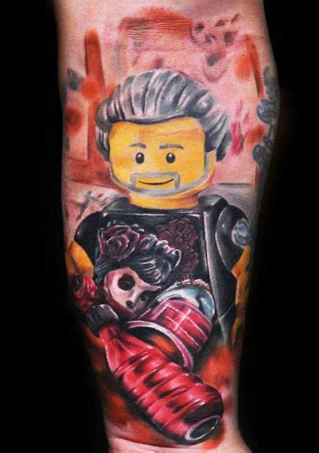 cartoon realism tattoo 45 best cartoon tattoo gallery images on pinterest