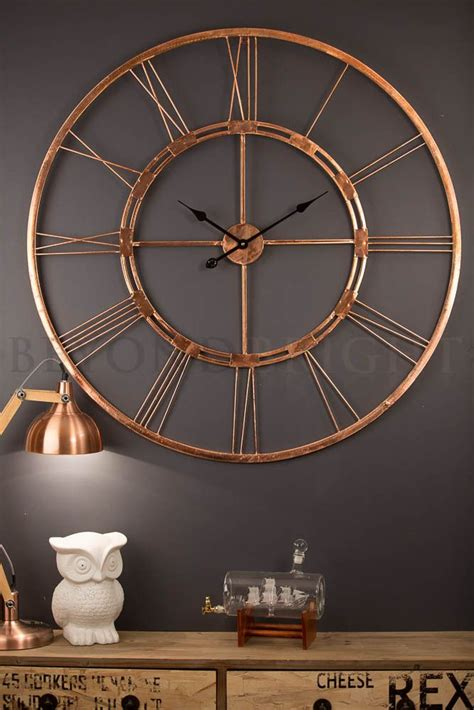 clock in living room 25 best ideas about large wall clocks on big clocks wall clocks and large clocks