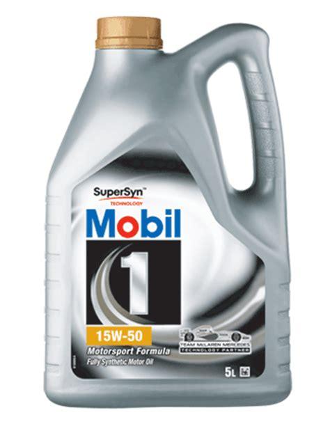 mobil 1 15w50 mobil 1 motorsport formula 15w 50 5 litre ebay