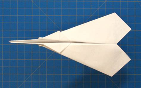 Fold And Fly Paper Airplanes - 16 best paper airplane designs