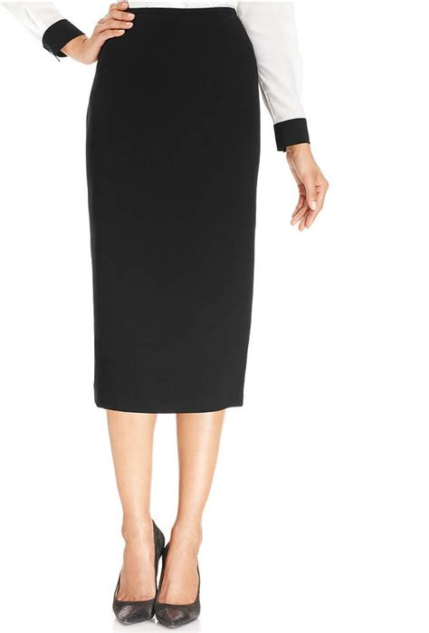 black midi skirt kasper fit midi skirt where