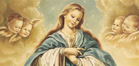 imagenes virgen maría inmaculada la inmaculada concepci 243 n de la bienaventurada virgen mar 237 a