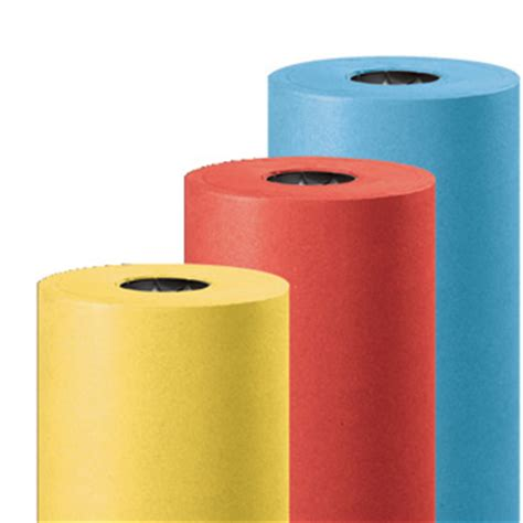 colored butcher paper wrapping papers kraft paper cellulose wadding single