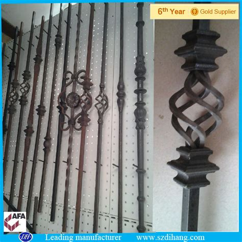 Cast Iron Stair Spindles Cast Iron Stair Baluster Metal Hollow Pipe Stair Baluster