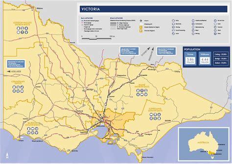 printable maps victoria maps invest victoria