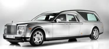 How Is A Rolls Royce Phantom Rolls Royce Phantom Hearse Is A Costly Way To Go