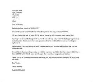 effective email templates how to write a resignation letter effective immediately