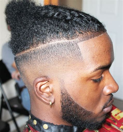 black men newest hair braids pic best 20 man bun haircut ideas on pinterest