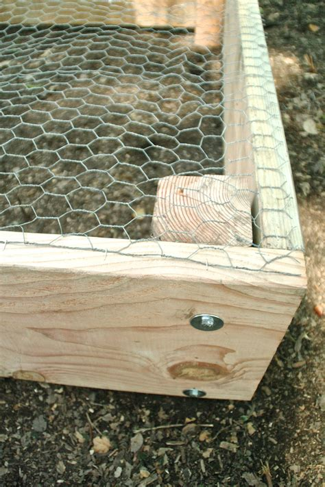 How To Build A Wood Planter Box by How To Build A Wooden Raised Bed Planter Box Dear