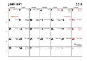 Kalender 2018 Veckor Pdf Almanacka Kalender