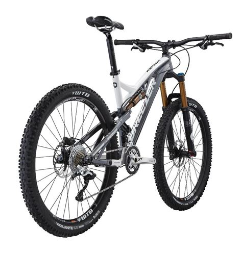 Suspension Design 521 by New Breezer Suspension Design Unveiled On All Mountain Bike