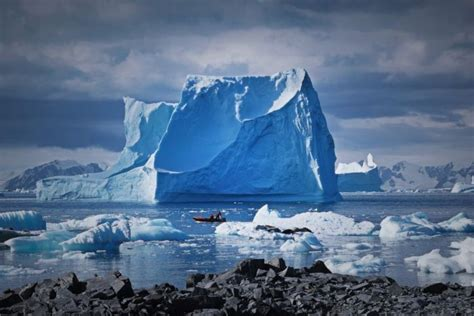 antarctic shelf collapse and unstoppable sea level