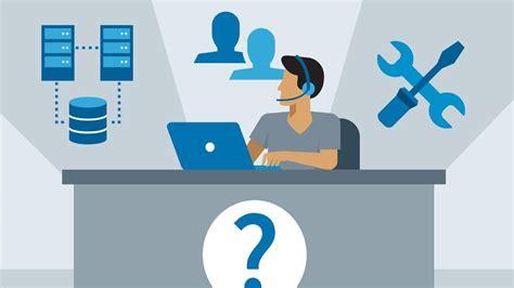 Help Desk by It Help Desk For Beginners Linkedin Learning Formerly