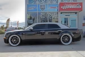 Rims For Chrysler 300c Chrysler 300c With Custom Lexani Wheels