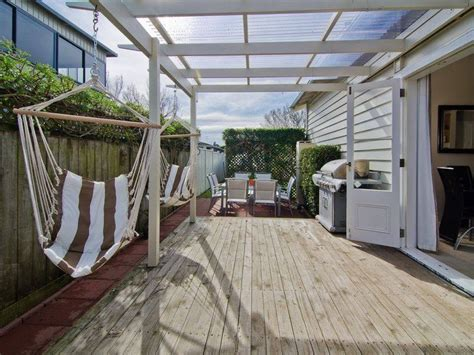 Covered Patio Designs Nz Clearlite Roof Deck Awnings