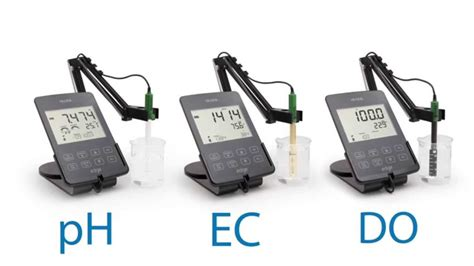 Do Meter hi2020 edge ph ec do meter overview