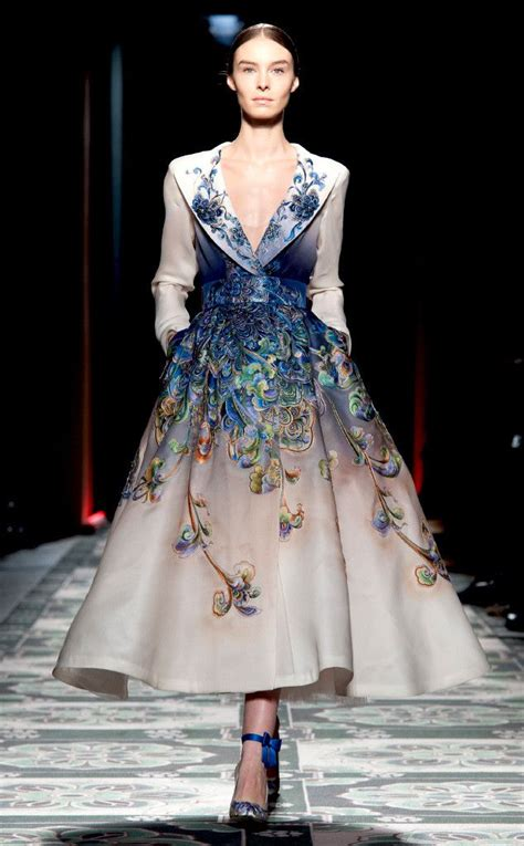 Fashion Weeks Coats Couture In The City Fashion by Laurence Xu From Haute Couture Week Best Looks