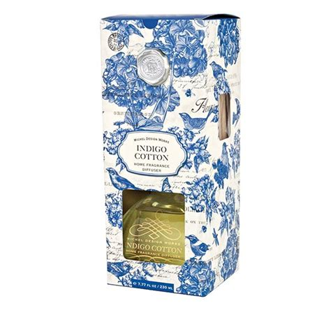 michel design works holiday home fragrance diffuser gibbs and michel design works fragrance diffuser indigo cotton
