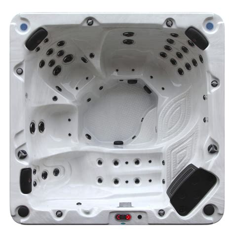 Kh Heating And Plumbing by Canadian Spa Company Niagara 7 Person 60 Jet Tub Kh