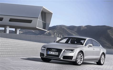 Audi A7 2011 by Audi A7 Sportback 2011 Widescreen Car Wallpapers