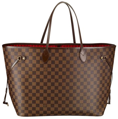 Neverfull Damiere louis vuitton neverfull gm mm pm purseblog