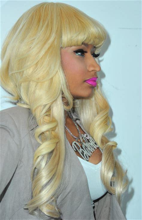 blonde bob nicki minaj top nicki minaj lace wigs hairstyles nicki minaj