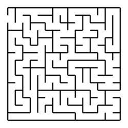 maze puzzle sample