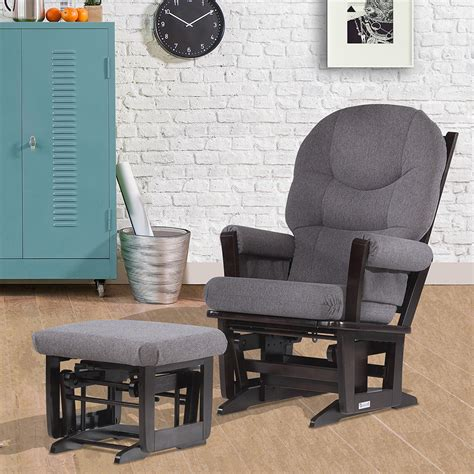 Best Upholstered Rocking Chair For Nursery Upholstered Upholstered Nursery Rocking Chair