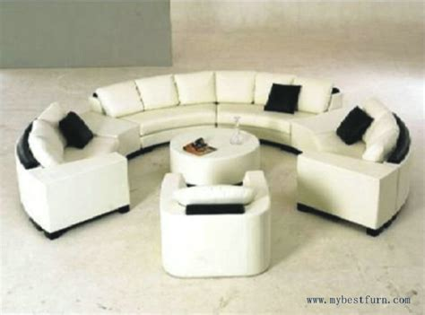 Corner Bed Settee Uk Popular Round Leather Sofa Buy Cheap Round Leather Sofa