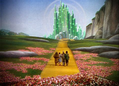 wizard of oz special effects in the wizard of oz the enchanted