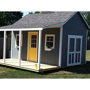 Shed Designs With Porch by Garden Shed Plans With Porch Woodworking Projects Amp Plans