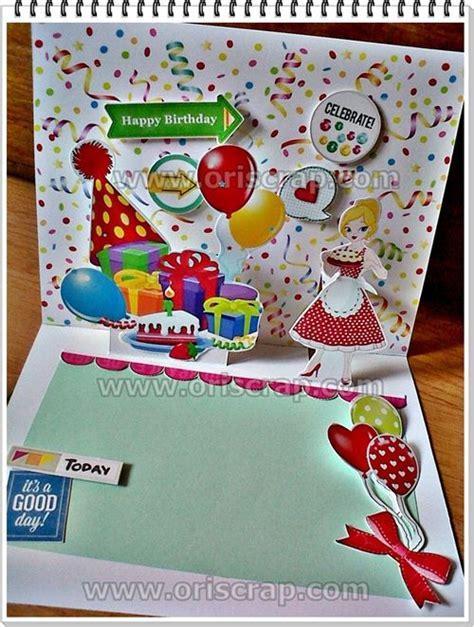 cara membuat kartu ucapan ulang tahun yang romantis 25 best ideas about kartu ulang tahun di pinterest