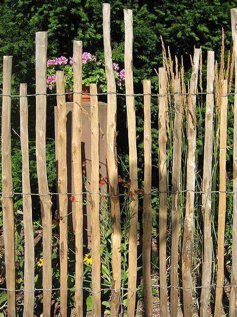 zaunarten bilder gartenzaun woodline de gartendeko