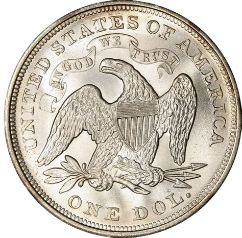 price in dollars 1873 seated liberty silver dollar values and prices past