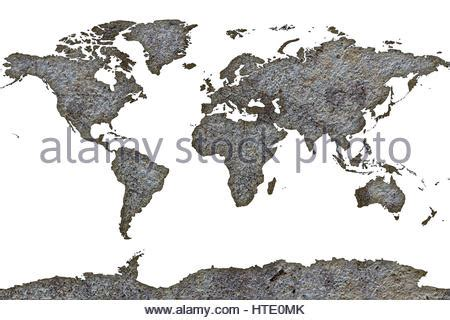 map of hte usa america and europe on detailed model of planet earth