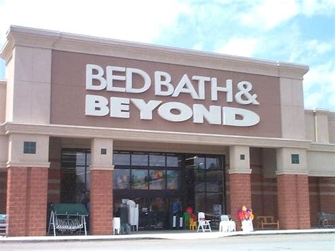 bed bath amd beyond like a couple of kids in a candy store