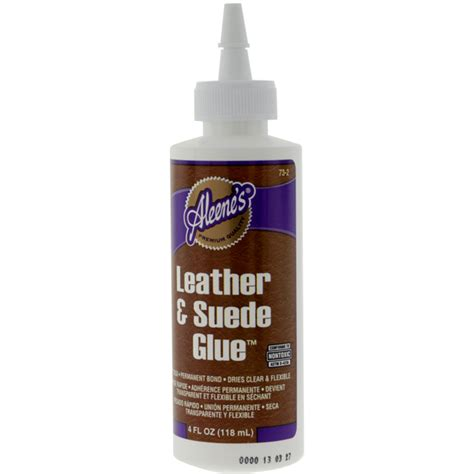 Leather Glue For by Aleene S Leather Suede Glue Dreamtime Creations