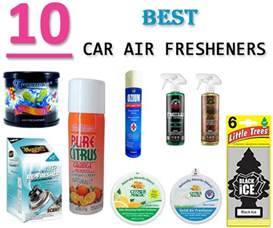 Best Air Freshener For Vehicle Top 10 Best Car Air Fresheners For 2018 Car