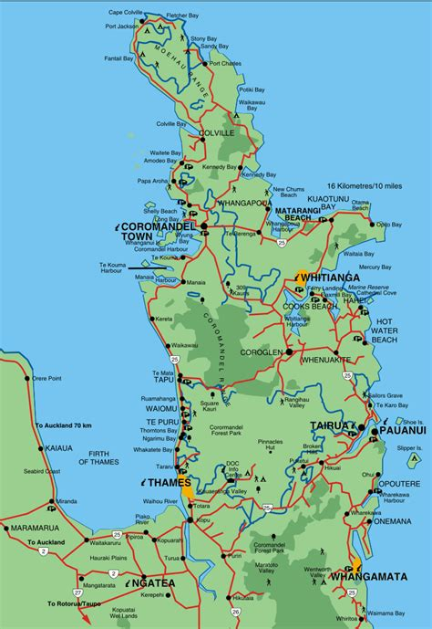Find Nz Find Bed And Breakfast In Coromandel