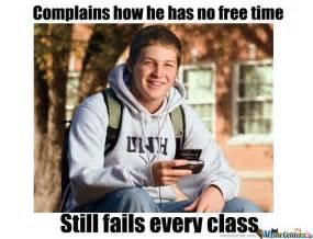 Student Meme - college student by the duke meme center