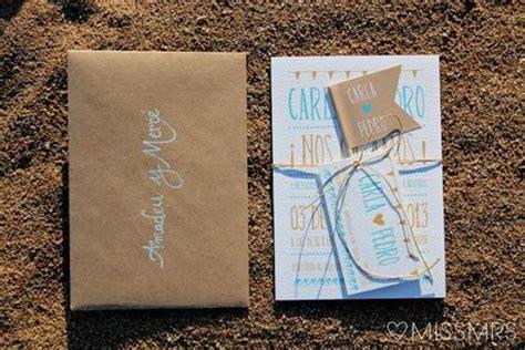 invitaciones para bodas papel kraft tubodamovil invitaciones de boda en papel kraft paperblog